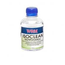 Чистящая жидкость WWM ISOCLEAN 200г изопропанол изопропиловый спирт (1 шт.)